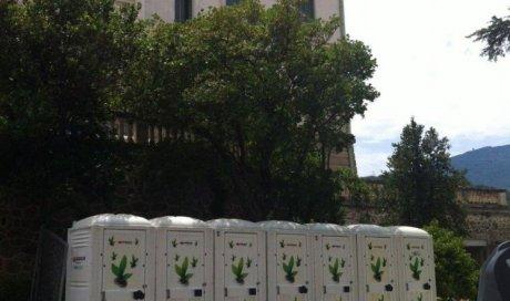 Toilettes pour chantier Rivesaltes